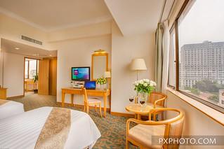 Twin Excutive Suite - Hanoi Hotel