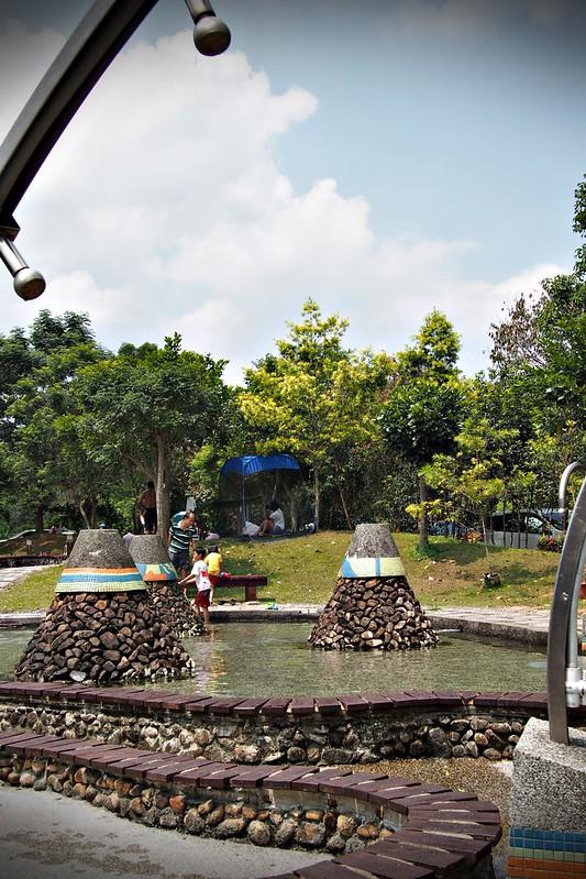16桃米親水公園(桃米生態區戲水池)