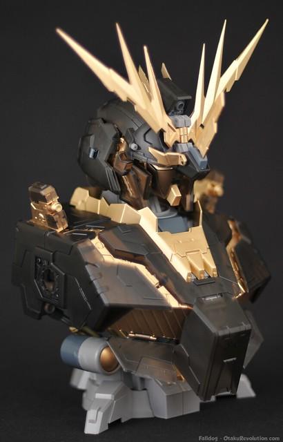 Seraph Hobby Banshee Bust - Straight Build 15