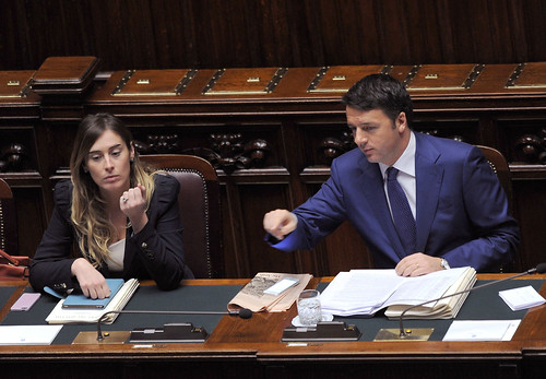 Renzi alla Camera per il Question Time - 3/12/2014