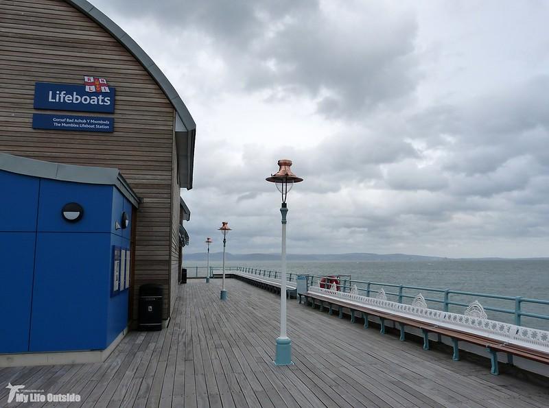 P1100102 - Mumbles Pier Lifeboat