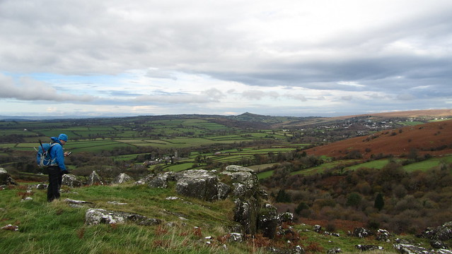 Great Combe Tor