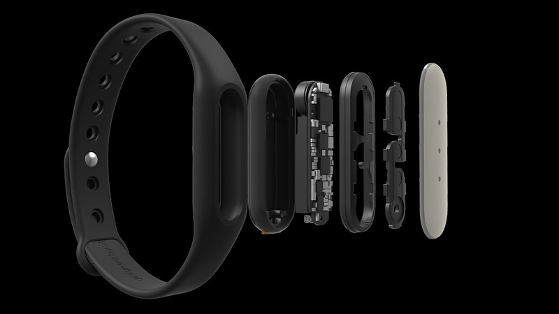 Xiaomi's Mi Band - Internals