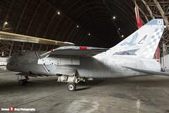 158819 AC-402 - E-308 - LTV A-7E Corsair II - Tillamook Air Museum - Tillamook, Oregon - 131025 - Steven Gray - IMG_7992