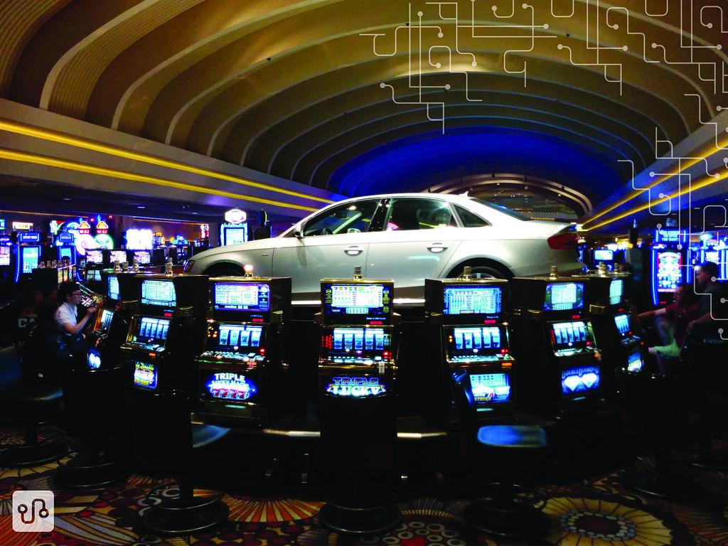 Ricardo Gusman | Tentando ganhar um Audi A4 no cassino em Las Vegas
