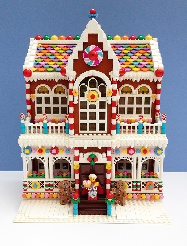 Gingerbread House1