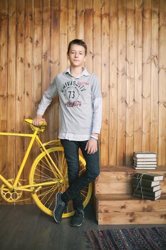 Фотосессия для мальчика в студии, фотограф Новосибирск, фото Новосибирск, интерьерная студия, детские фотосессии