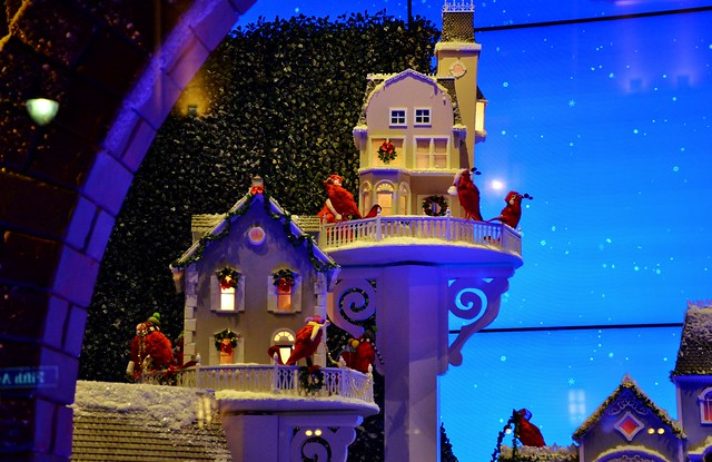 Lord & Taylor 2014 Holiday Show Windows