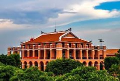 Dragon House Ho Chi Minh Museum
