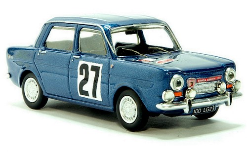 30 Best Simca Abarth 1150 Rally Francia 1967