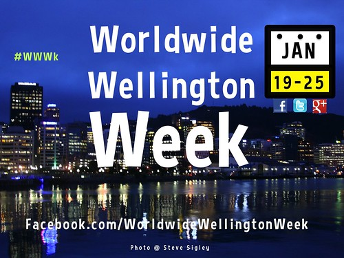 2015 Worldwide Wellington Week #wwwk @WorldwideWgtnWk