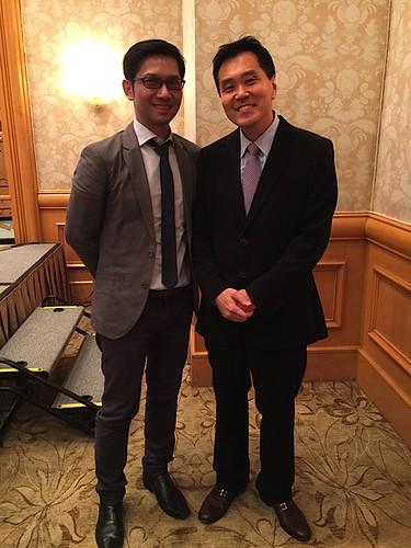 頑美職人-賴慶鴻整形外科醫師 (8) (與美國內視鏡拉皮專家Dr.Lee進行學術交流)