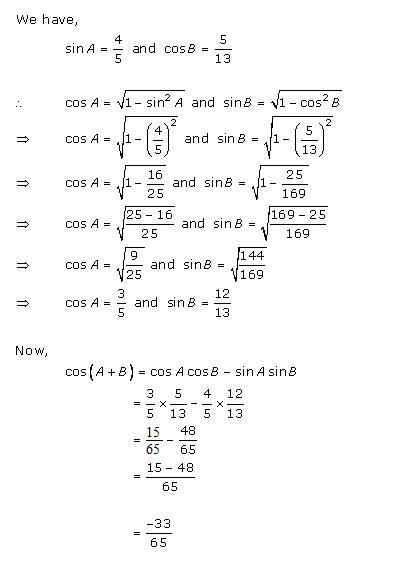 RD-Sharma-Class-11-Solutions-Chapter-7-Trigonometric-Ratios-Of-Compound-Angles-Ex-7.1-Q-1-i