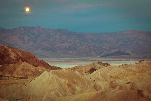 """Death Valley from the book """"Giorno per giorno, l'avventura"""" by Walter Bonatti"""