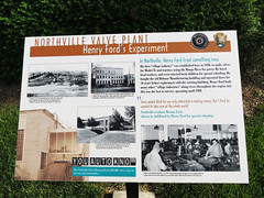 Henry Ford's Northville Valve Plant - Northville, Mi.