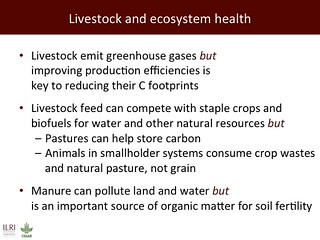 Slide 32: ILRI 2014 one-health presentation