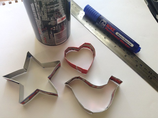 DIY cookie cutter