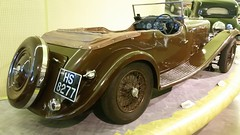 1935 Lagonda Open Tourer HS 8277