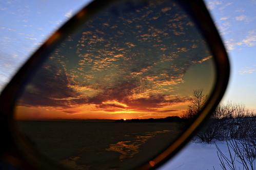 sunset lake snow ontario canada sunglasses nikon lakeerie gimp samsung niagara master layer hdr ribbet portcolborne nikkor1855mm d5100 samsungmaster paulboudreauphotography nikond5100 franky2step barrymckay bandodekvar
