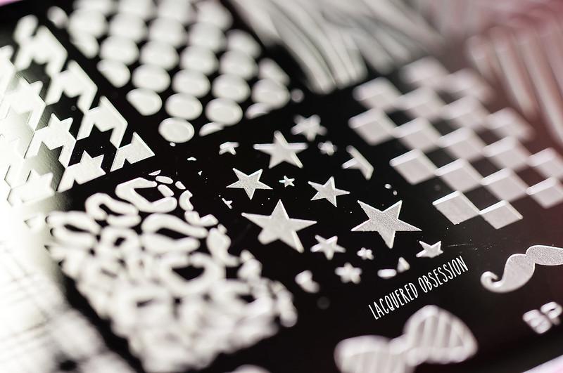 Pečiatkovanie s Born Pretty Store / Stamping with Born Pretty Store