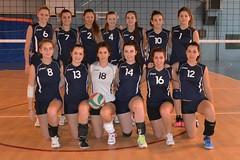 UAS Volley cadettes 2014-2015s