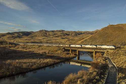 california bridge up river nevada nv amtrak zephyr truckee verdi roseville subdivision acs64