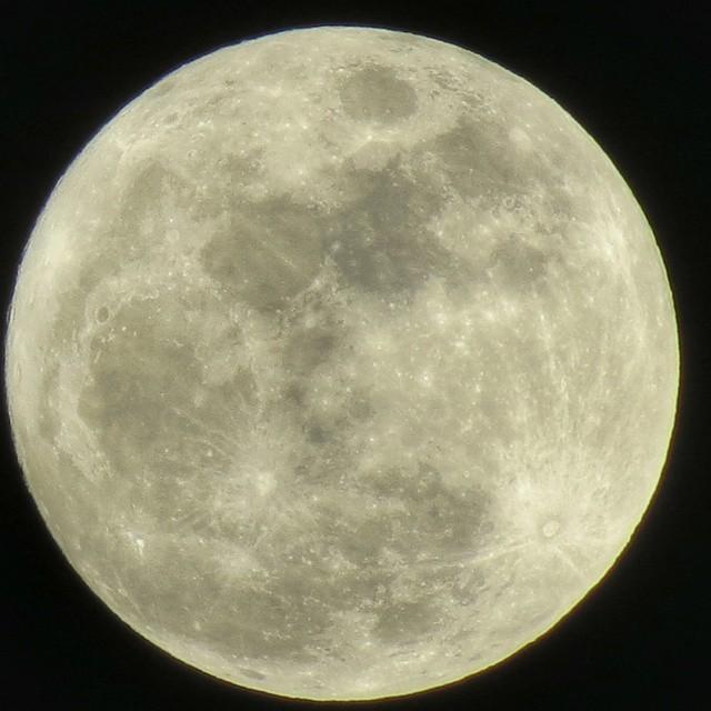 #moon #fullmoon #canonsx40hs #oklahomaskies #myoklahoma