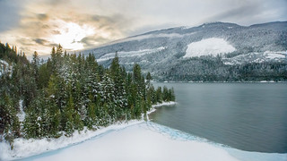 Revelstoke Winterscape