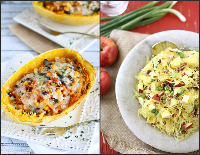 Healthy Spaghetti Squash Recipes | cookincanuck.com