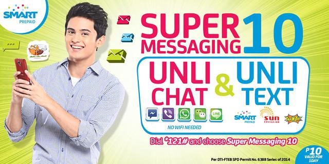 Smart Super Messaging 10