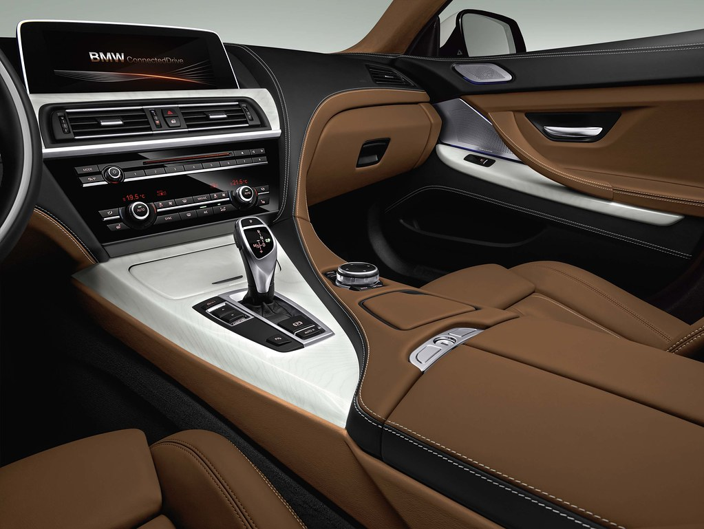 The New 2016 BMW 6 Series