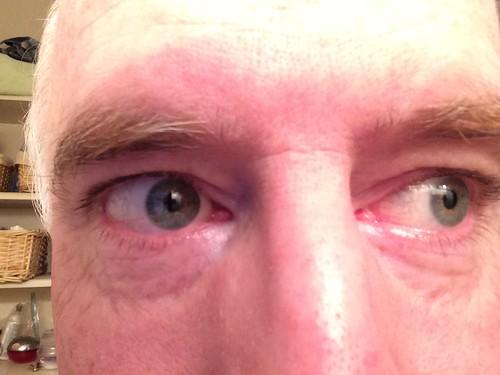 Eye selfie #tdc1111 #dailycreate