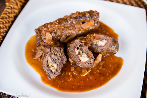 Beef Roulades (Italian)