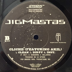 JIGMASTAS:TILL THE DAY(LABEL SIDE-B)