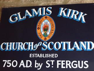 Kirk o Glamis