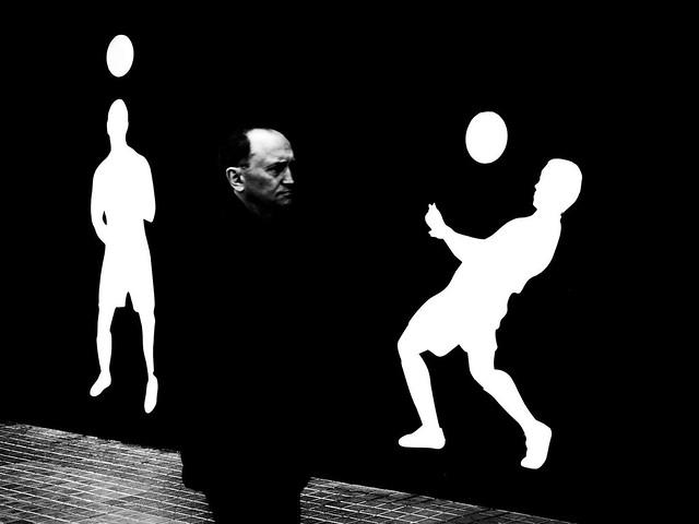 Fede Falces (OFF & ON) - ... Kafka doesn't like football ...