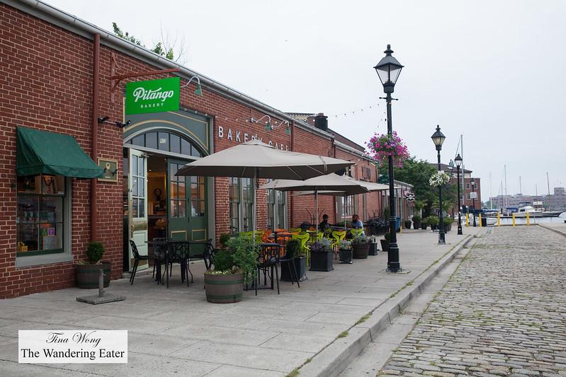 Pitango Bakery Cafe Baltimore Md