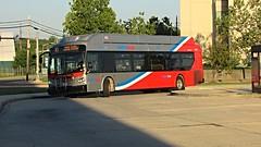WMATA Metrobus 2016 New Flyer Xcelsior XN40 #2902