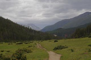 119 Wandeling nationaal park Zwitserland