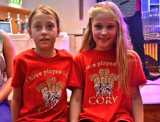 Jag har spelat med Cory Band!