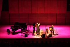 Lori LIeberman at Carnegie Hall