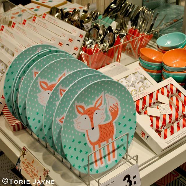 Hema fox plates