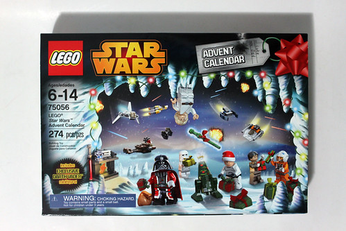 LEGO Star Wars 2014 Advent Calendar (75056)