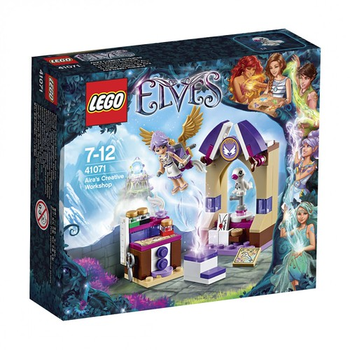 LEGO Elves 41071 Box