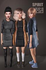 410 SPIRIT - Mili outfit @ The Season Story Winter