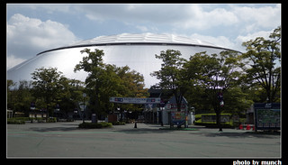 西武球場。圖片來源:munch