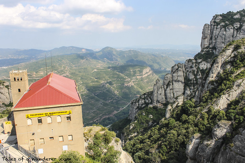 MONISTROL DE MONTSERRAT - Monestir de Santa Maria de Montserrat