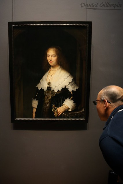 Portrait of a Woman, Possibly Maria Trip, Rembrandt Harmensz. van Rijn, 1639