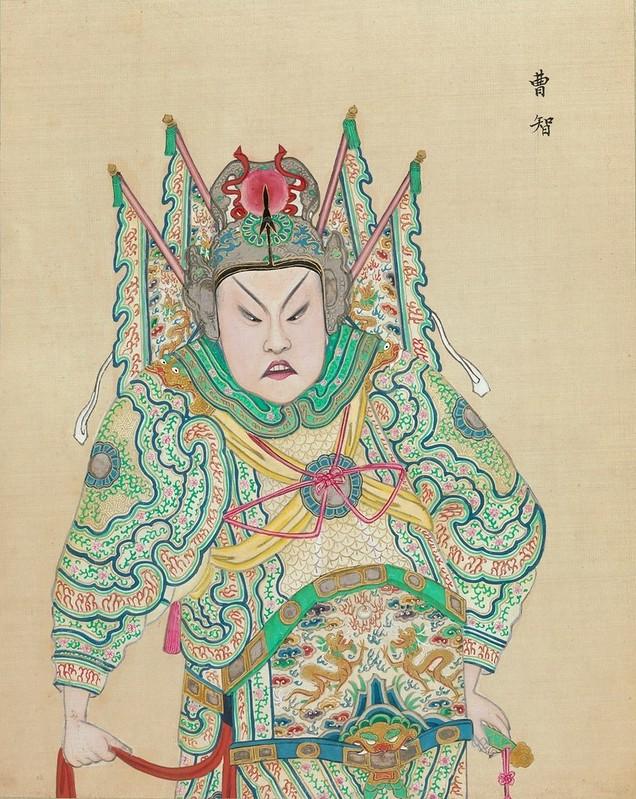 Chinese Opera figure b