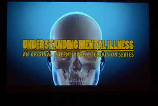 QPTV Understanding Mental Illness Viewing Event